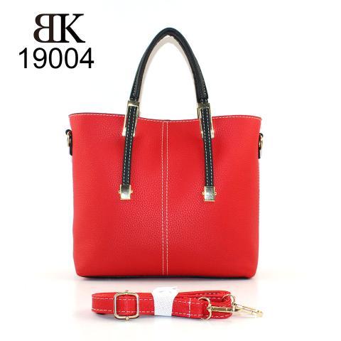 Red tote bag designer popular trends online