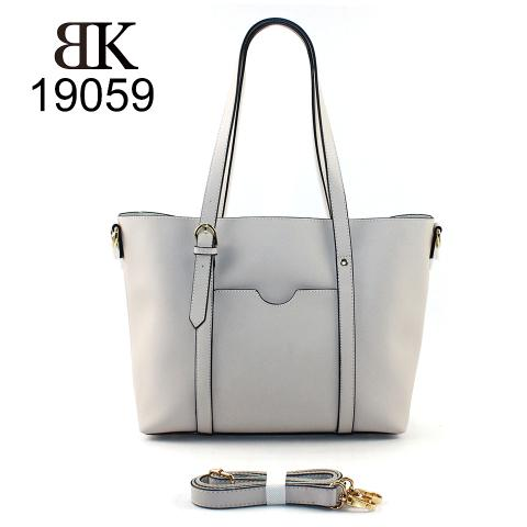 Elegant brown lady tote bag manufacturer in Guangzhou