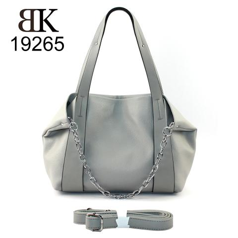 leather hobo bags for women with front chain