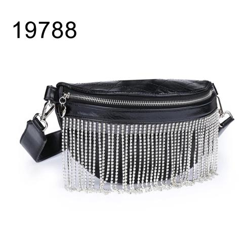 2021 classic ladies fringed tassel small crossbody bag